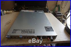 Dell PowerEdge R620 E5-2640 6-Core 2.50GHz 32GB Memory H710 Server 2008