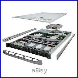 Dell PowerEdge R620 Server 2x 2.70Ghz E5-2697v2 12C 128GB Premium