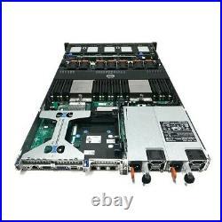 Dell PowerEdge R620 Server 2x E5-2650v2 16 Cores 192GB H710 2x 900GB SAS