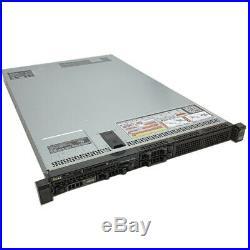 Dell PowerEdge R620 Server Intel Xeon E5-2660 2.20GHz 16GB 600GB PERC H310 Mini