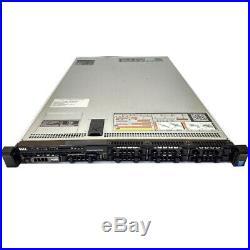 Dell PowerEdge R630 1U Server E5-2603 v3 1.6Ghz 6 Core 12GB Ram 1TB HD Perc H330