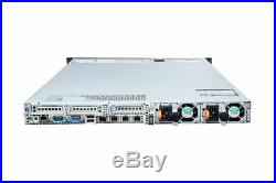 Dell PowerEdge R630 2x 6-Core E5-2620v3 2.4GHz 32GB Ram 8x 2.5 Bay S130 Server