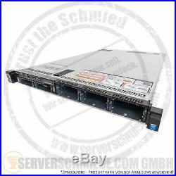 Dell PowerEdge R630 2x E5-2620V3 64GB 8x 8GB RAM 900GB HDD 2xPSU vmware Server