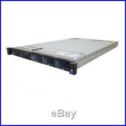 Dell PowerEdge R630 8B 2x E5-2630 v3 8-Core 64GB RAM H730 2x 750W 8x HDD Trays