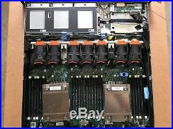 Dell PowerEdge R630 BareBone 8BAY 1U Rack Server Motherboard FAN chassis 750W