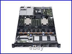 Dell PowerEdge R630 Bare Bones 1U Rack Server, Motherboard, PERC H730, 2x750W PS
