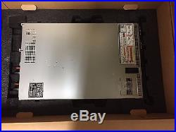 Dell PowerEdge R630 Bare Bones 1U Server 8x2.5 HDD Backplane 2x750W PERC H330