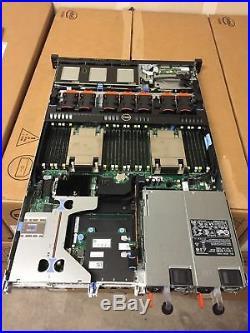 Dell PowerEdge R630 Bare Bones 1U Server 8x2.5 HDD Backplane 2x750W PERC H730p