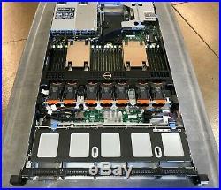 Dell PowerEdge R630 CTO 10 x 2.5 Bay Server, 2x Heatsink & 2x 750W Power Supply