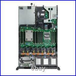 Dell PowerEdge R630 Server / 2x E5-2620 V3 =12 Cores / 64GB / H330 / 8x Trays