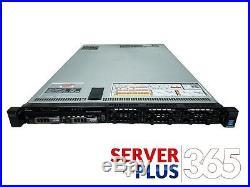 Dell PowerEdge R630 Server, 2x E5-2680 V3 2.5GHz 12Core, 128GB, PERC S130 SWRAID