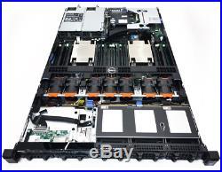 Dell PowerEdge R630 Server 2x E5-2690 V3 2.6GHz 12Core 32GB 2x 600GB 12Gb/s H730
