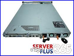 Dell PowerEdge R630 Server, 2x E5-2697 V3 2.6GHz 14Core, 128GB, 4x Tray, H730