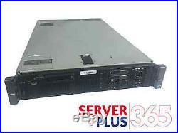 Dell PowerEdge R710 12-Core 2.5 Server 64GB RAM PERC6i DVD iDRAC6 2x 300GB SAS
