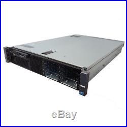 Dell PowerEdge R710 12-Core Server 16GB RAM 2x300GB 2.5 SAS iDRAC6 PERC6i