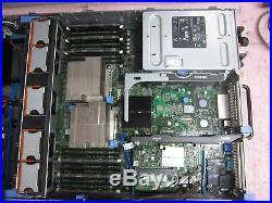 Dell PowerEdge R710 2U (12-Cores), 2x Xeon X5670 @ 2.40Ghz 24GB DDR3 H700