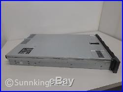 Dell PowerEdge, R710 2U Server 2x Intel Xeon E5520 2.26GHz Quad Core 72GB RAM
