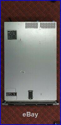 Dell PowerEdge R710 2U Server 2x X5675 3.06GHZ 12-CORE 2xPSU +Front Bezel cover