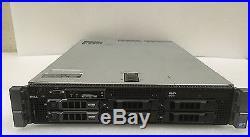 Dell PowerEdge R710 2 X X5550,48GB RAM, 1TB HDD, PERC6i, 2 X 870W PSU, iDrac 6
