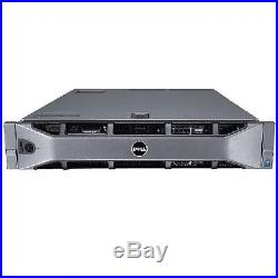 Dell PowerEdge R710 (2) Xeon HexCore/6C 2.66GHz X5650 3.89TB (6 Hard Drives)
