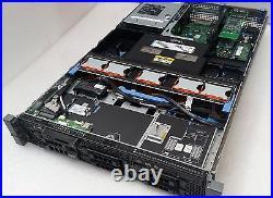 Dell PowerEdge R710 2 x X5680 3.33GHz 6 core 128 GB of RAM Perc 6i Raid Card