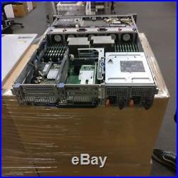 Dell PowerEdge R710 2 x Xeon E5649 @ 2.53GHz 48GB ECC DDR3 Ram