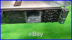 Dell PowerEdge R710 2xQC E5620 2.40GHz 144GB 2.5inch Rail H700 iDrac6 4 x Caddy