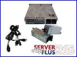 Dell PowerEdge R710 2x E5645 2.4GHz 6Core 72GB H700 DVD iDRAC6 2x Power 8x Trays