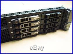 Dell PowerEdge R710 2x HexCore XEON X5670 2.93GHz 96GB 300GB 2.5 10K Enterprise