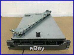 Dell PowerEdge R710 2x Intel Xeon E5530 @2.40Ghz 32GB MEM 2x 300GB SAS PERC 6/i