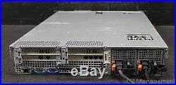 Dell PowerEdge R710 2x Intel x5680 3.33Ghz 24GB Ram NO HDD Server