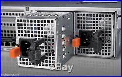 Dell PowerEdge R710 2x QuadCore XEON X5550 2.66GHz 32GB 2x 146GB 2.5 15K SAS ES