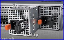 Dell PowerEdge R710 2x Six Core XEON E5645 2.40GHz 48GB 2x 146GB 2.5 10K SAS ES