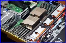 Dell PowerEdge R710 2x X5650 72GB Microsoft SQL 2014 and Server 2012 R2 STD COA