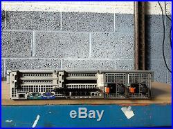 Dell PowerEdge R710 2x X5660 2.80GHz Six core 8GB of RAM Perc H700 2x 300GB SAS