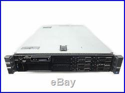 Dell PowerEdge R710 2x X5670 2.93GHz 12-CORE 32GB DDR3 Perc6i RAID 4x 2.5 CADDY