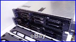 Dell PowerEdge R710 2x XEON E5640 2.66GHz 64GB H700 4x 146Gb 15K SAS