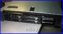 Dell PowerEdge R710 2x XEON X5650 Six Core 2.66GHz 72GB Perc H700 RAID 900GB SAS