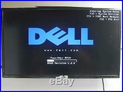 Dell PowerEdge R710, 2x Xeon E5530 2.4GHz, 32GB, 2x PSU, PERC H700, No H