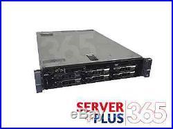 Dell PowerEdge R710 3.5 Server 12-Core 144GB 6x 2TB 12TB Storage PERC6i 2x RPS