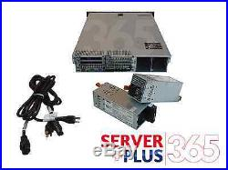 Dell PowerEdge R710 3.5 Server 12-Cores 3.06 GHz SLBYL 144GB H700 6x Caddies RPS