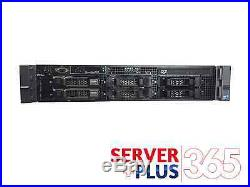 Dell PowerEdge R710 3.5 Server 2x 2.93 GHz Quad Core 128 GB 2x 1TB SATA 2x Power