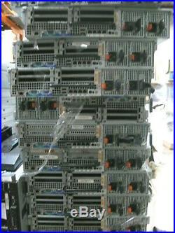 Dell PowerEdge R710 6 Bay Server 2x Quad Core Xeon X5570 @ 2.93GHz, 16GB, No HDD