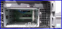 Dell PowerEdge R710 6 Bay Server Xeon Quad Core E5530 @ 2.4GHz, 2GB RAM, PSU