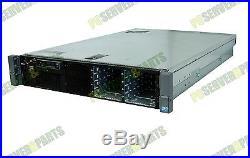 Dell PowerEdge R710 8-Core 2.5 Server 48GB RAM PERC6i iDRAC6 + 2 Trays