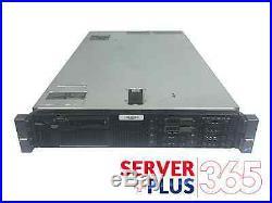 Dell PowerEdge R710 8-Core 2.5 Server 64GB RAM PERC6i DVD iDRAC6 & 2x 146GB 15k