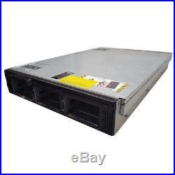 Dell PowerEdge R710 Barebones 2x HS 2x PSU No CPU No RAM No HDD No Ears