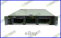 Dell PowerEdge R710 Gen II Server 2x 3.60GHz QC X5687 144GB H700 No 3.5 HDD