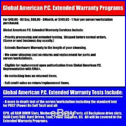Dell PowerEdge R710 LFF Server 8-Core 3.5 HDD 48GB PERC6i iDRAC6 + 2 Trays