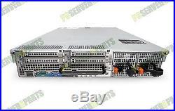 Dell PowerEdge R710 LFF Server 8-Core X5560 2.8GHz 32GB 4x8GB H700 2PSU +6 Trays